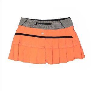 🍋Lululemon Pacesetter Skort Skirt